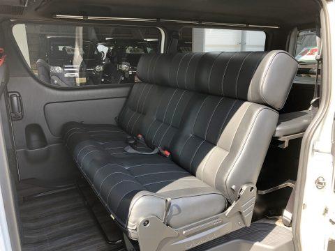 車中泊できる街乗り仕様車:FD-BOX7