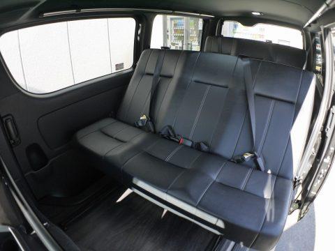 車中泊できる街乗り仕様車 FD-BOX0