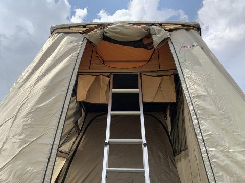 ARB4x4シンプソン3テント オートキャンプ ルーフトップテント