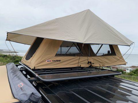 ARB4x4 ルーフトップテント キノコ型テント