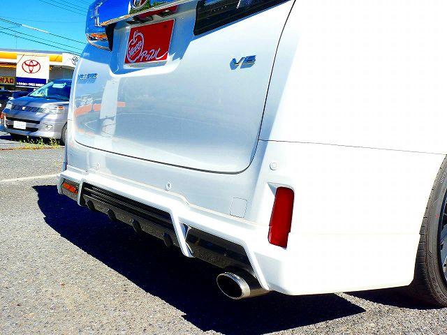 ヴェルファイア 4WD 3.5 ZA モデリスタエアロ  ENKEI20インチ  BLITZ車高調ローダウン USTOYOTA専門店 アップル岩槻インター店 TUNDRA SIENNA TACOMA SEQUOIA 4×4 4WD 4駆 ミニバン