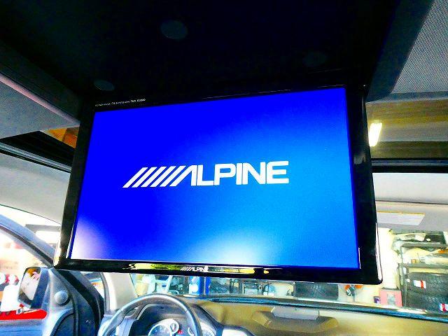 ALPINEフリップダウンモニター 10.2インチ WVGA TMX-R3000