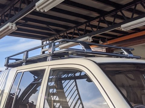 Landcruiser100 ARB4×4 Deluxe Roof Racks