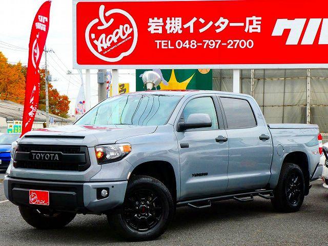 TUNDRA 4WD Crewmax TRDPRO リフトUP!! 新春初売りフェアやりますっ!!!