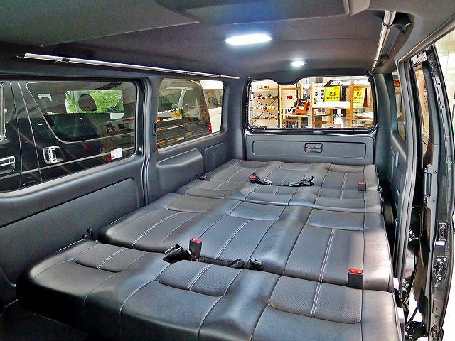 FD-BOX5T flexdream キャンピングカー