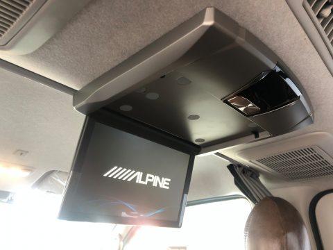 2020y flexdreamデモカー  ALPINE:10.1型リアビジョン