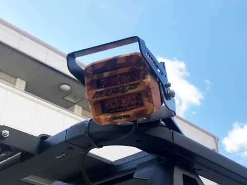 2020y flexdreamデモカー IPF:2インチLEDワーキングランプ I