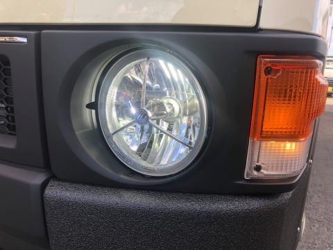 2020y flexdreamデモカー IPF:3ポイントヘッドライト LEDバルブ