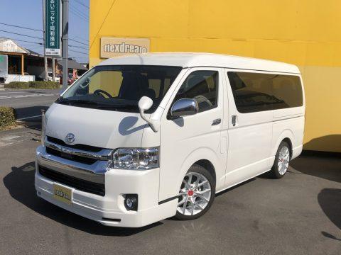 新車ハイエースワゴン GL 2WD