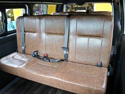 ワンオフ1ナンバー8名乗車:FD-BOX5