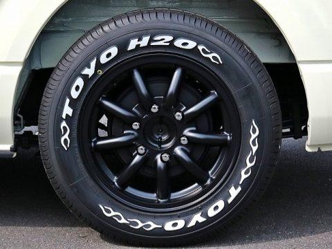 ヴァローネ:MC-9 × TOYO:H20