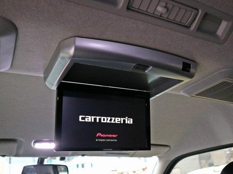 carrozzeria:10インチフリップダウンモニター