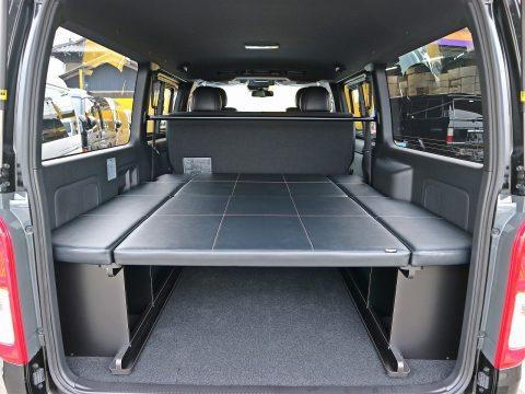 車中泊ができる、だけじゃない!? flexdreamオリジナル バンS-GL専用:FD-BOXベッドキットを改めてご紹介!