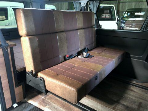 車中泊できる街乗り仕様車:FD-BOX7 Vanlife