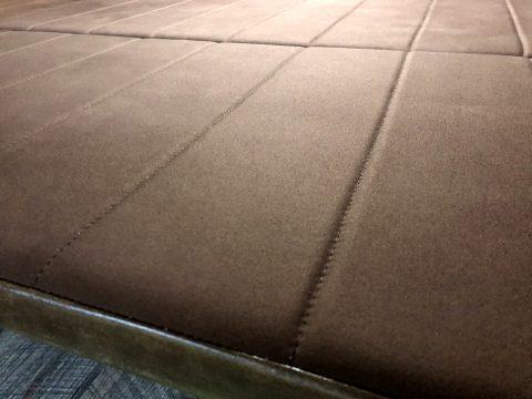 FD-BOX7 Vanlife:帆布地のベッドマット