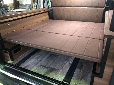 FD-BOX7 Vanlife:3分割ベッドマット