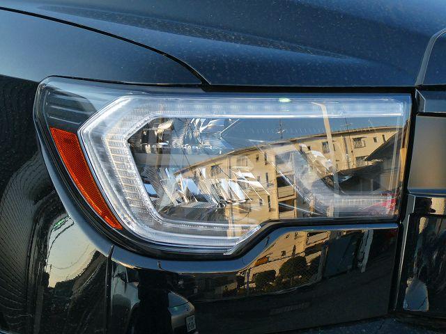 セコイア 現行 LEDヘッドライト 移植