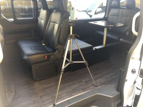 ご自宅に居ながら車内を隅々まで確認できます♪ハイエース小牧店でも360°写真始めました!