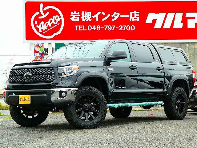 ☆新車2020y 拘りカスタム タンドラ 4WD クルーマックス SR5☆