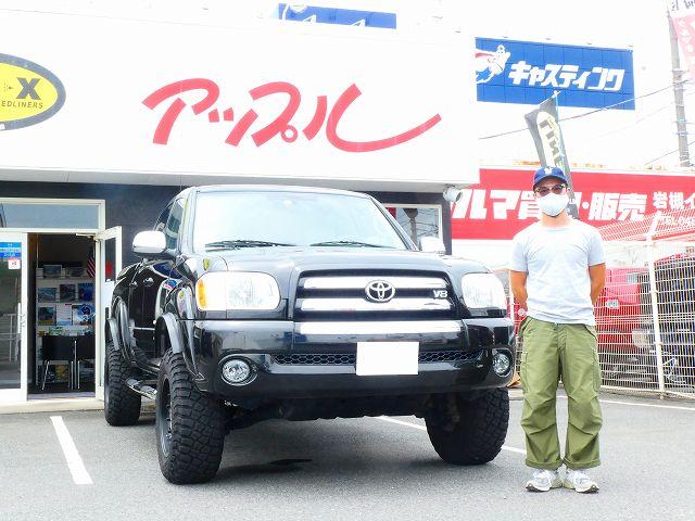 新並 2006年 初代タンドラ 4WD ダブルキャブ SR5 TRDオフロードPKG