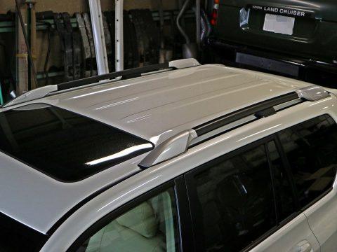 150プラド ルーフレール 特別仕様 塗り分け Gフロンティア