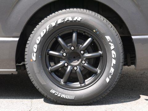 3型ディーゼル4WD 外観4