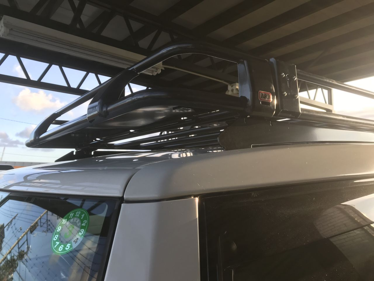 ARB ROOFRACK CAGE 2200X1120②