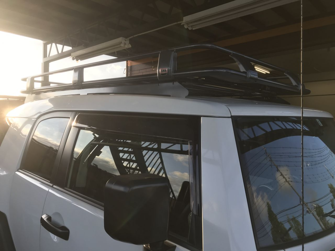 ARB ROOFRACK CAGE 2200X1120③