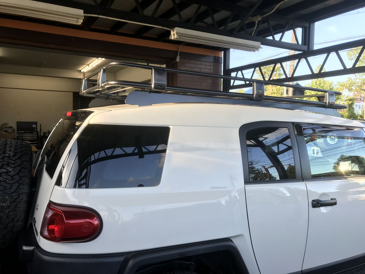 ARB ROOFRACK CAGE 2200X1120④