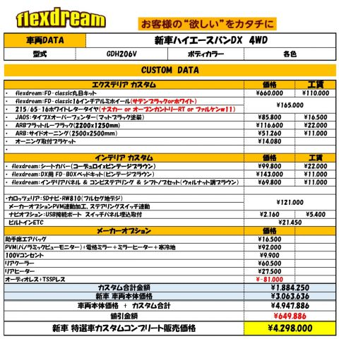 丸目キャンペーン【DXディーゼル】