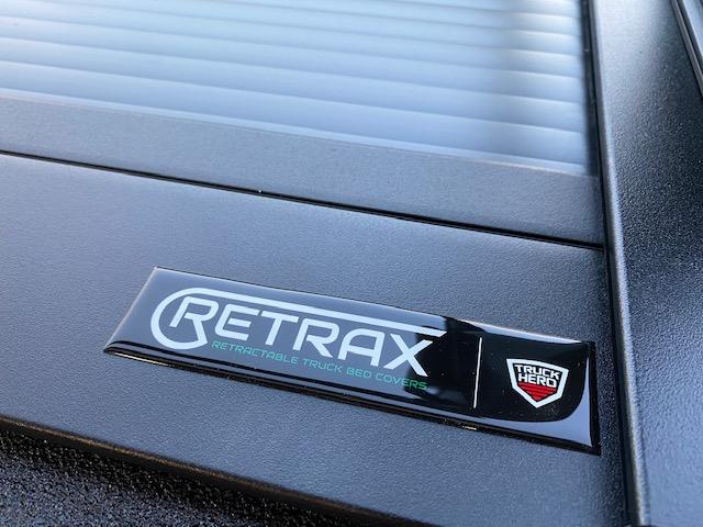 ハイラックス トノカバー シャッター式 RETRAX