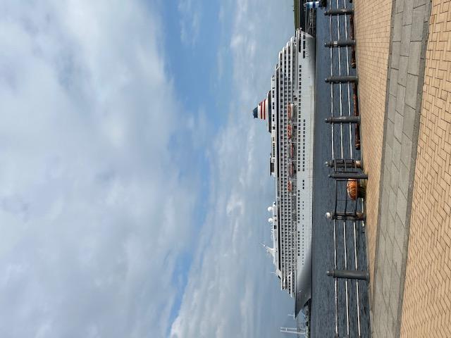 船 アスカ Ⅱ 豪華客船 旅 港