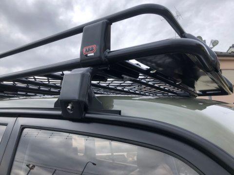95プラド ご納車 ARB4×4 デラックスルーフラック