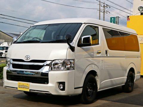 新車ハイエースワゴン GL FD-BOX3