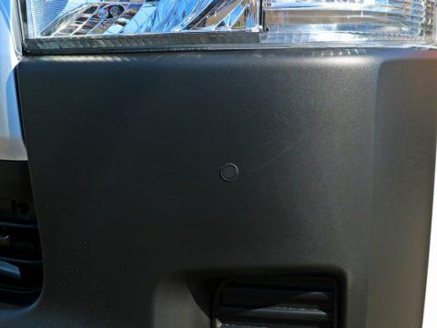 メーカーオプション:インテリジェントクリアランスソナー
