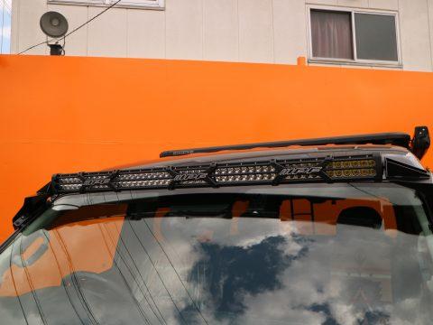 IPF:LEDライトバー50インチ
