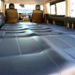 最大約3mの広々ベッドスペースを確保!