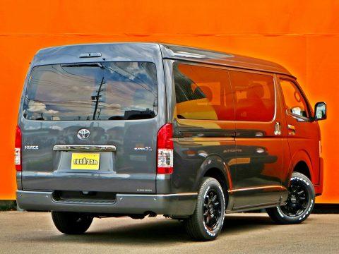 ワイド x グレー x 4WDの新車バン