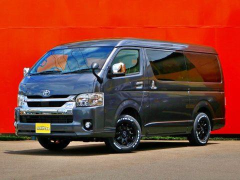 新車ハイエースバン ダークプライムII ワイド4WD