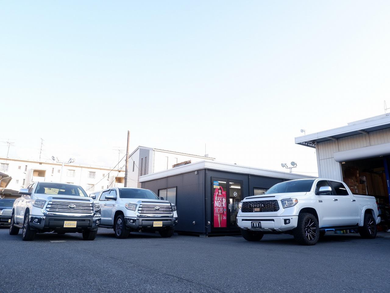 タンドラ 新色 パールホワイト 2021年モデル アメリカモデル 新車 USトヨタ専門店