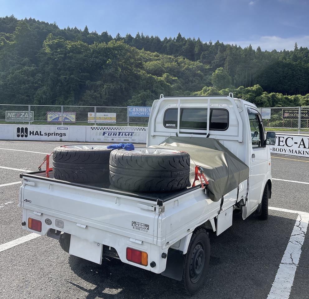 ピックアップトラック 軽トラ