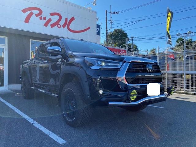 ハイラックス Z 新型 custom US トヨタ 専門店 ピックアップ トラック JAOS TRD