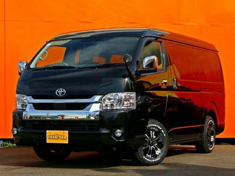 新車ハイエースワゴン GL FD-BOX2