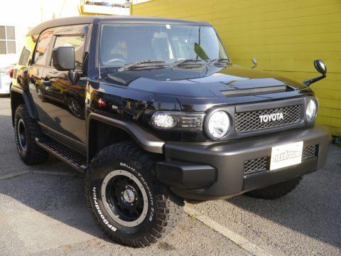 FJクルーザー 4WD 特別仕様車:ブラックカラーPKG  2インチアップ
