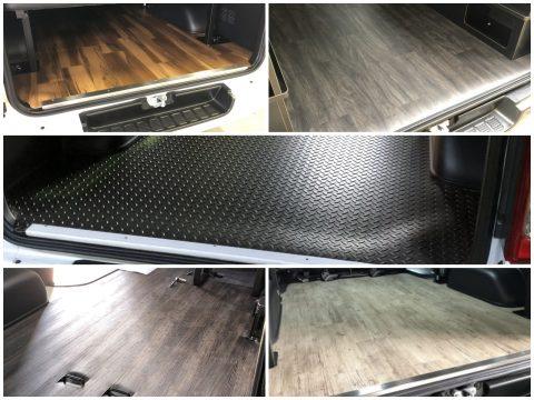 LINES製床貼りキット